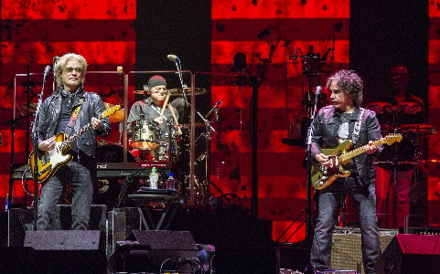 2019-04-26 Hall & Oates Perform At Resorts World Arena Birmingham Credit Redferns