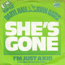She's Gone (1973)